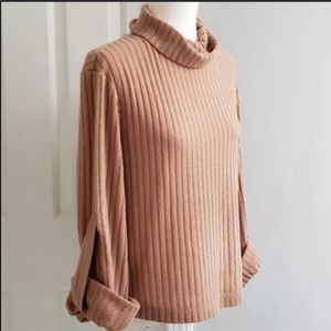 🆕✨ The Limited Sweater Camel Size S.